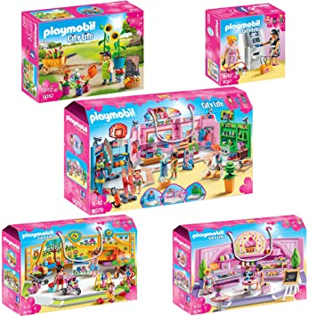 PLAYMOBIL Baby Store City Life 9079