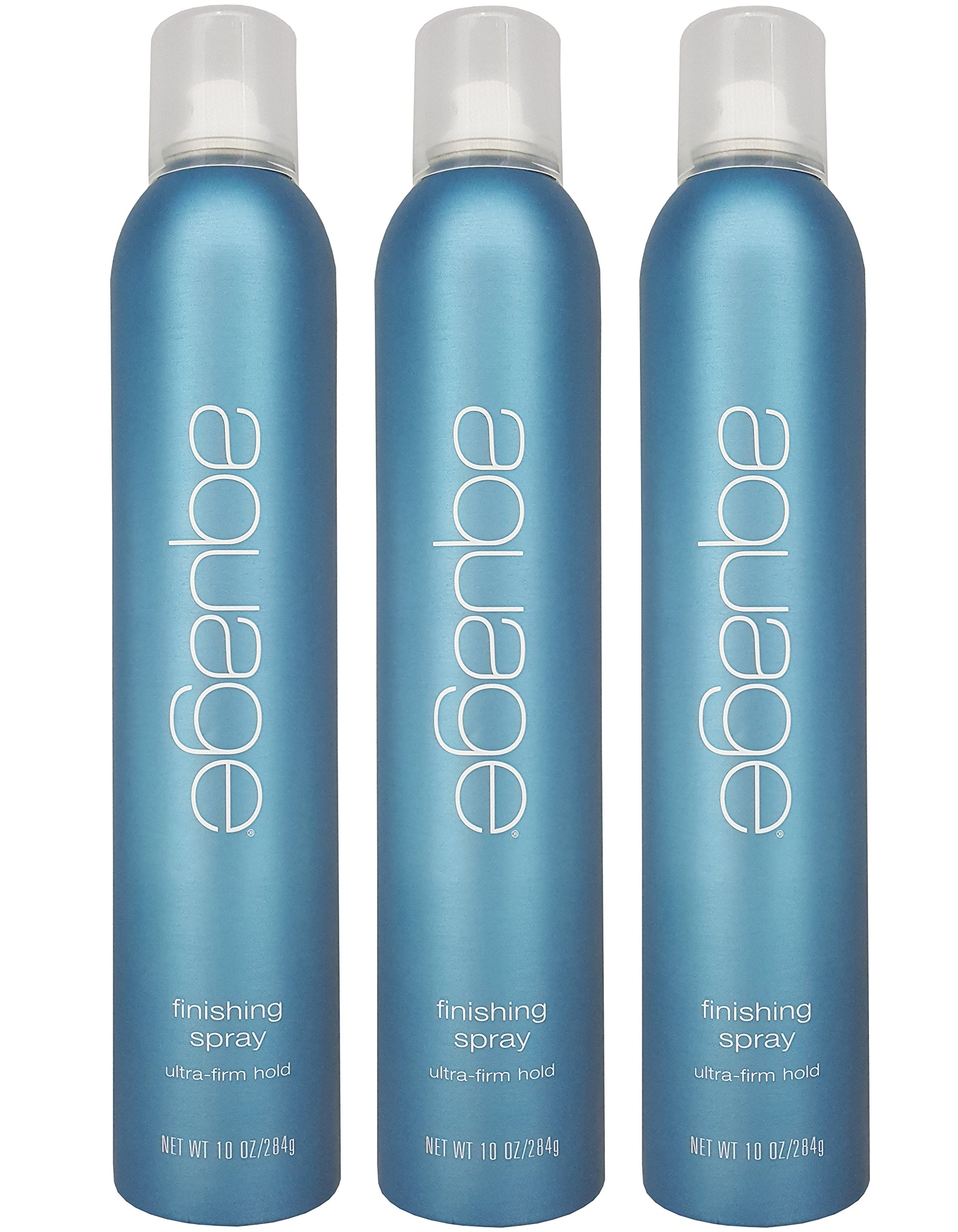 Aquage Finishing Spray Ultra-Firm Hold 10 oz (Pack of 3)