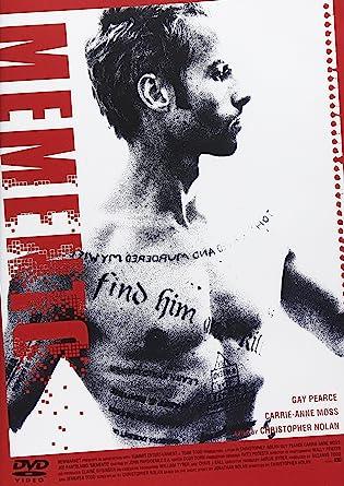 Amazon | メメント [DVD] | 映画