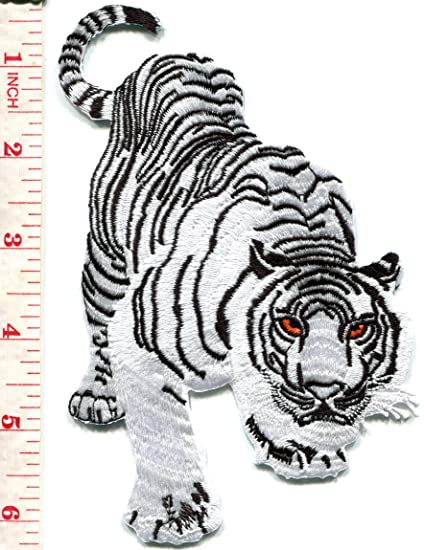f10202ef1b3ec Image Unavailable. Image not available for. Color: Bengal white tiger tattoo  ...