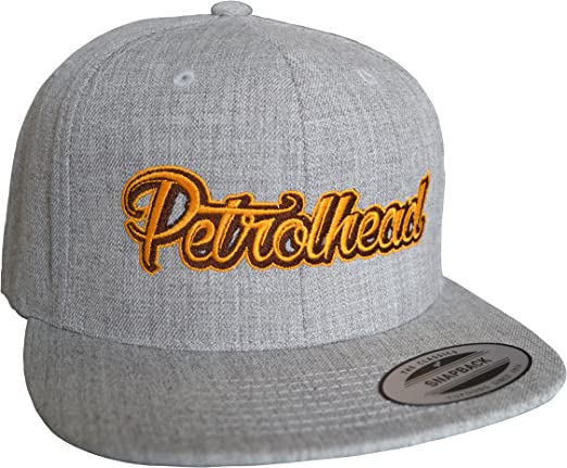 Baddery Petrolhead - Gorra de béisbol - Regalo coche - Gorro motor ...
