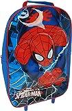 Spiderman Children's Luggage, 40 cm, 11.5 Liters, Blue