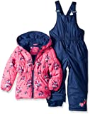Amazon Price History for:Pink Platinum Girls' Floral Print Snowsuit