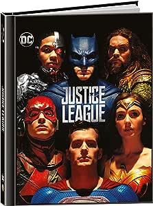 justice league (digibook) - blu ray blu_ray Italian Import