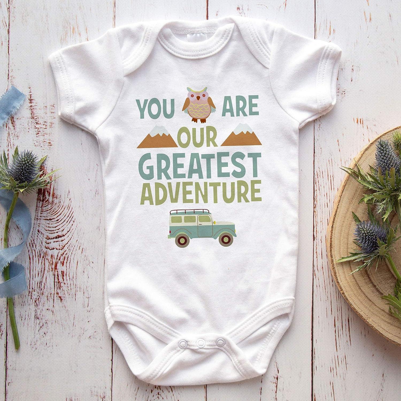 2cb27abb Amazon.com: Baby Clothes - You Are Our [Mountain-Van Design] - Baby ...