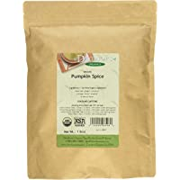 Davidson's Tea Bulk Pumpkin Spice Bag, 16 Ounce