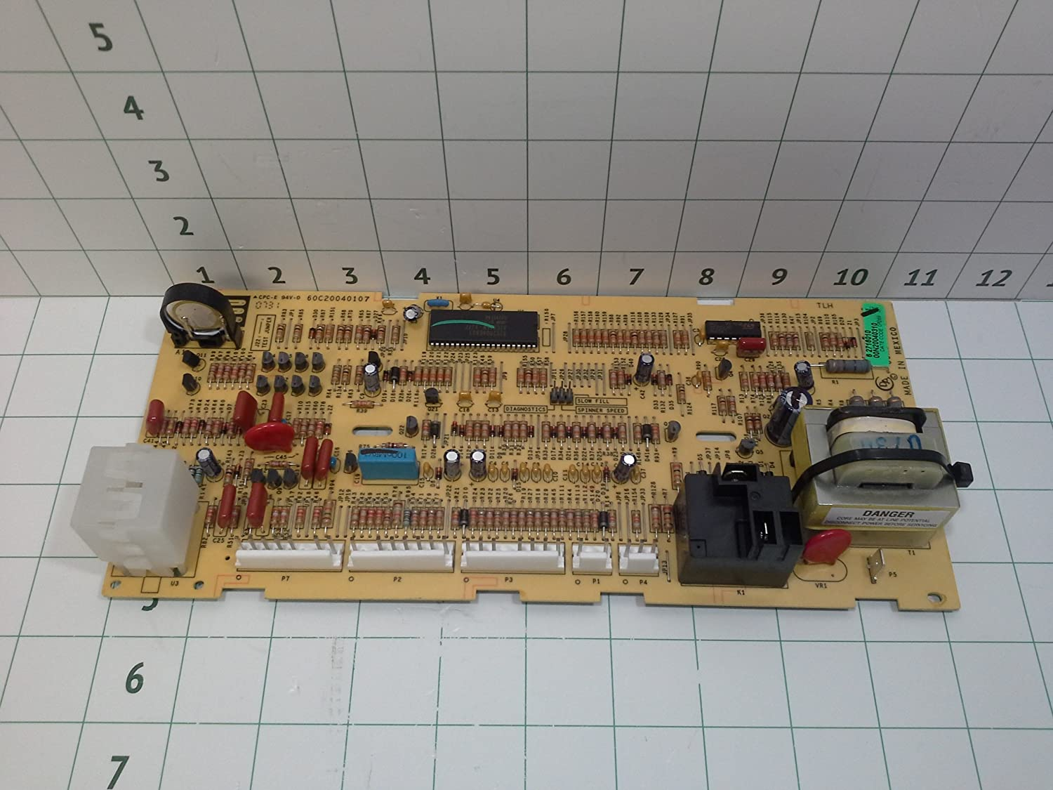Whirlpool 22002988 Washing Machine Neptune Control Board Maytag Washer Panel Parts Model Mah4000aww Fits With Kitchenaid Jenn Air Amana Magic Chef Admiral Norge
