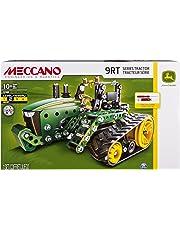 SPIN MASTER Meccano 9RT tractores John Deere construcción del juego Niña Niño 908
