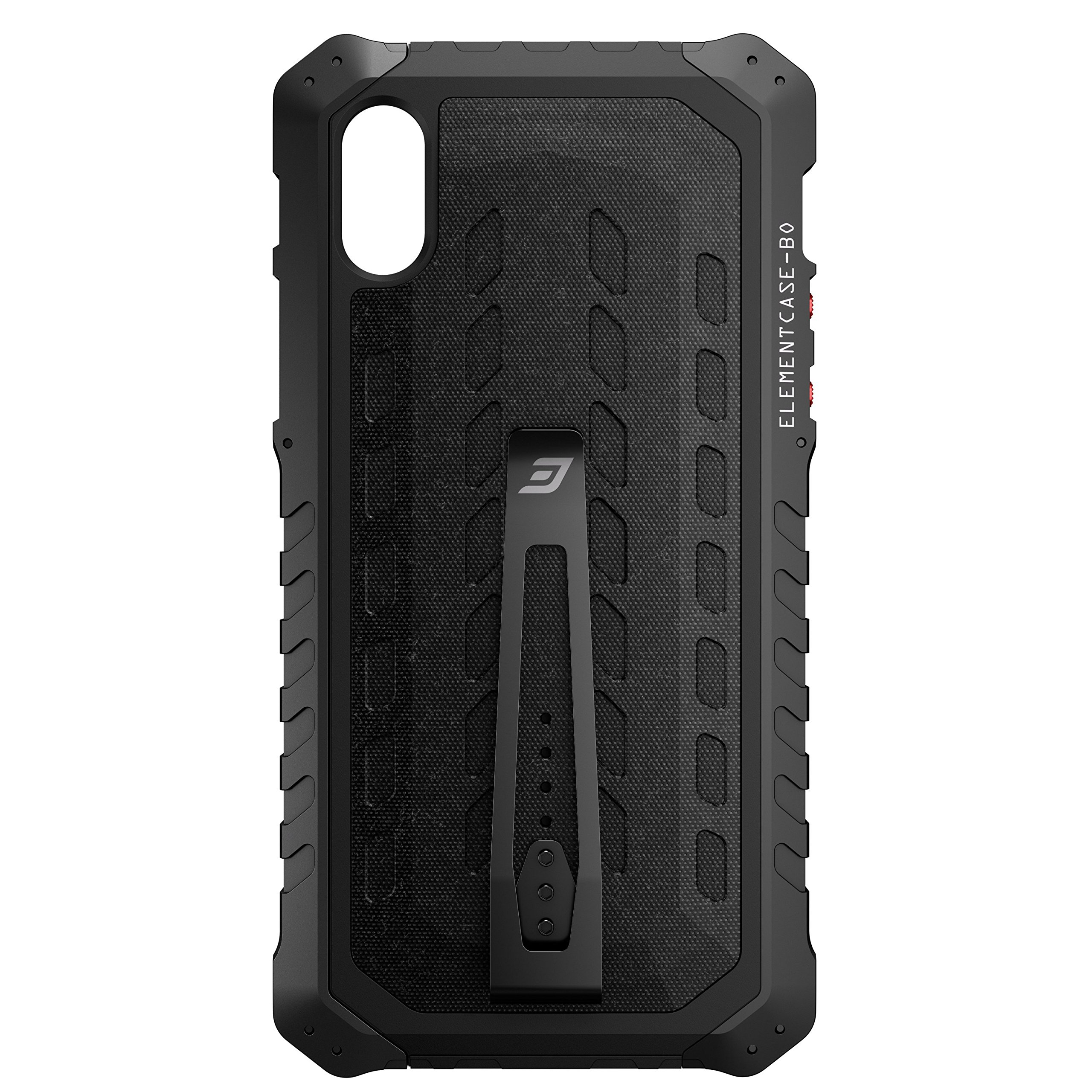 Element Case Black Ops for iPhone X (Black)