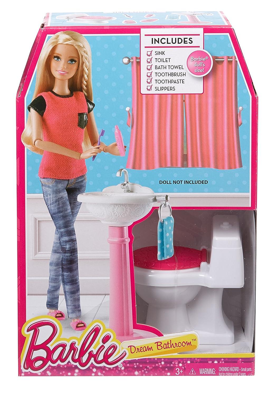 Mattel Barbie CHR36 - Traumbad, Puppenzubehör: Amazon.de: Spielzeug