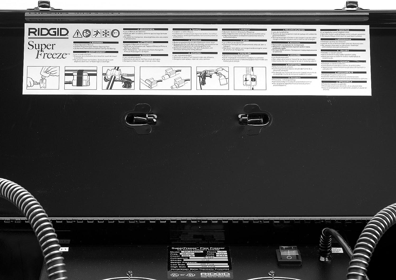 Amazon.com: Ridgid 68967 Modelo Superfreeze Congelador de ...