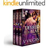 Desired by the Bear Complete Trilogy: Werebear Adventure Romance