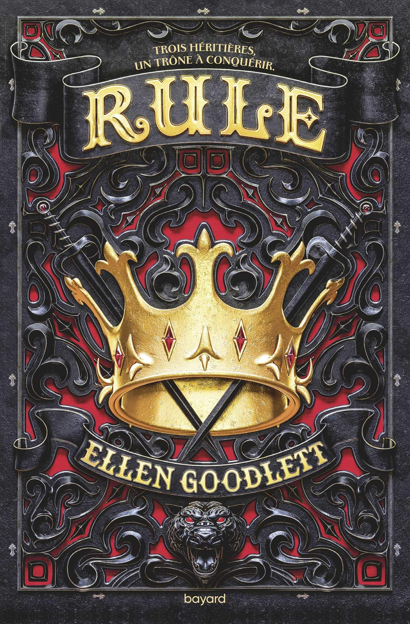 Rule tome 1 d'Ellen Goodlett