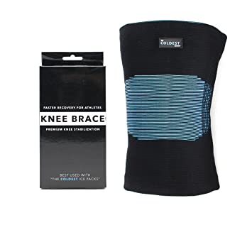 Amazon.com: Knee Compression Brace Sleeve Support for ...