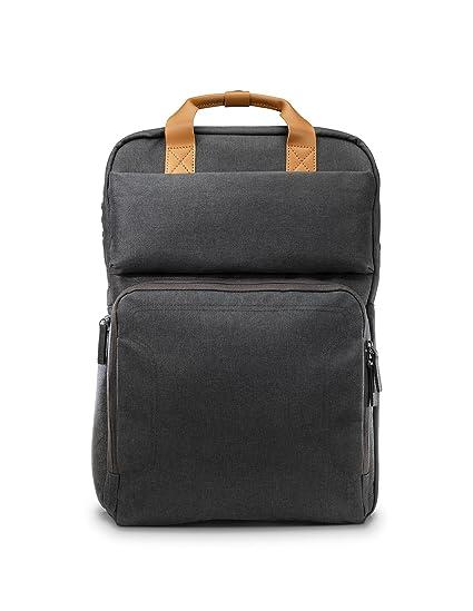 """HP Powerup Backpack - Mochila con fuente de alimentación para portátiles de hasta 17.3"""" con"""