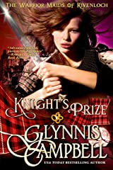 Knight's Prize (The Warrior Maids of Rivenloch Book 3) Kindle Edition