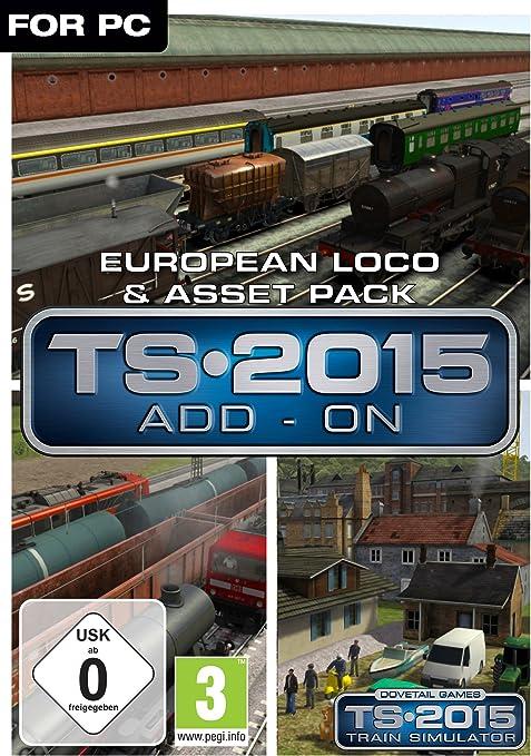 european loco  asset pack free