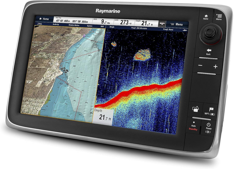 Display Multifunción Raymarine E70013-Ceur C-Series C125 con Cmap Europea Esencial Mapa 30.5Cm: Amazon.es: Electrónica