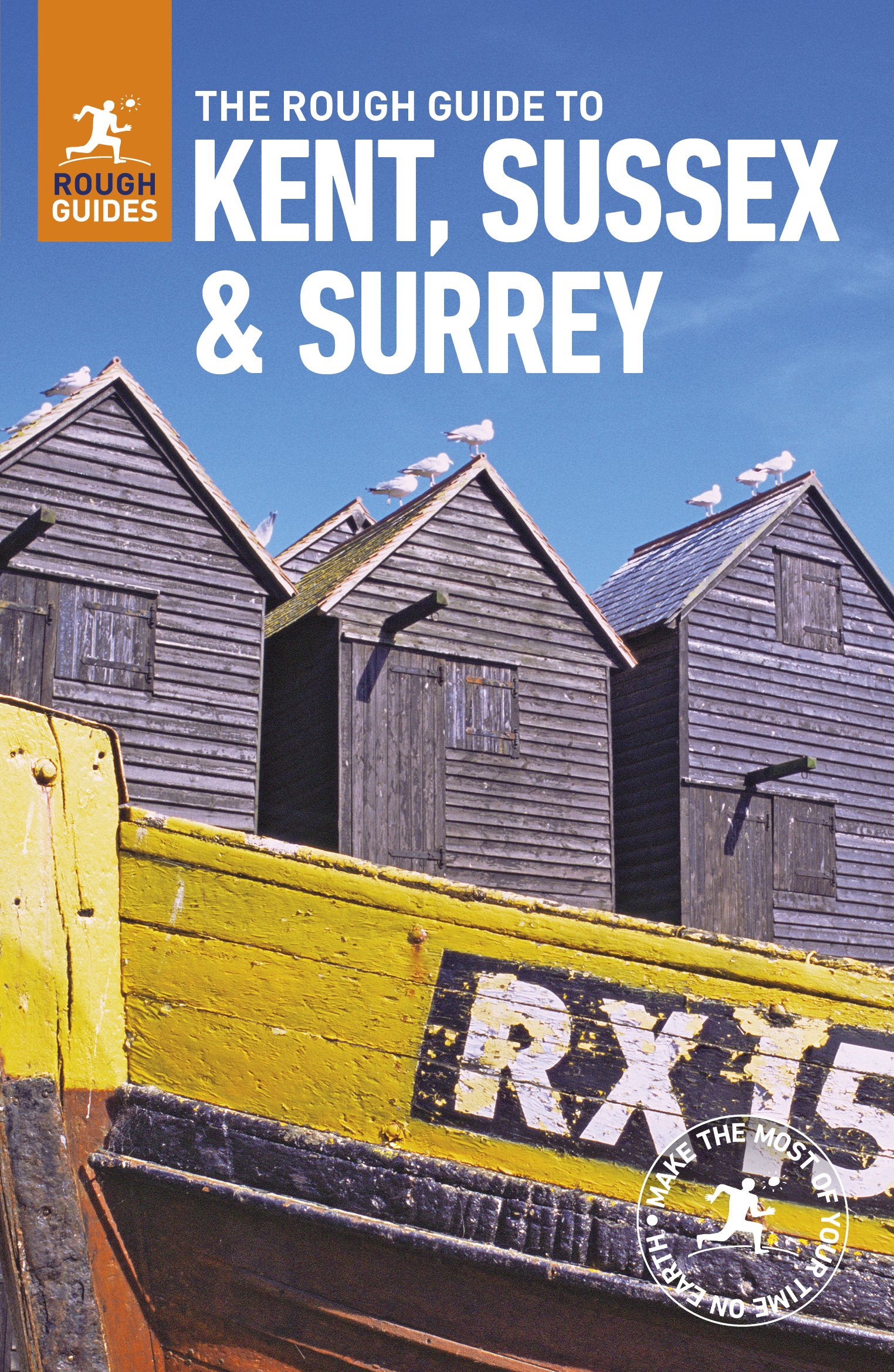 The Rough Guide to Kent, Sussex and Surrey (Rough Guides) ebook
