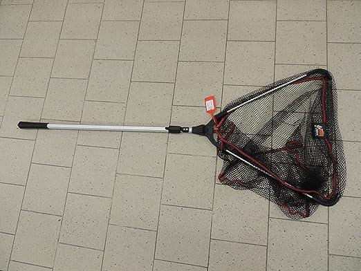 Shadow unterfangkescher abs graphit kopf 2tlg: amazon.de: sport