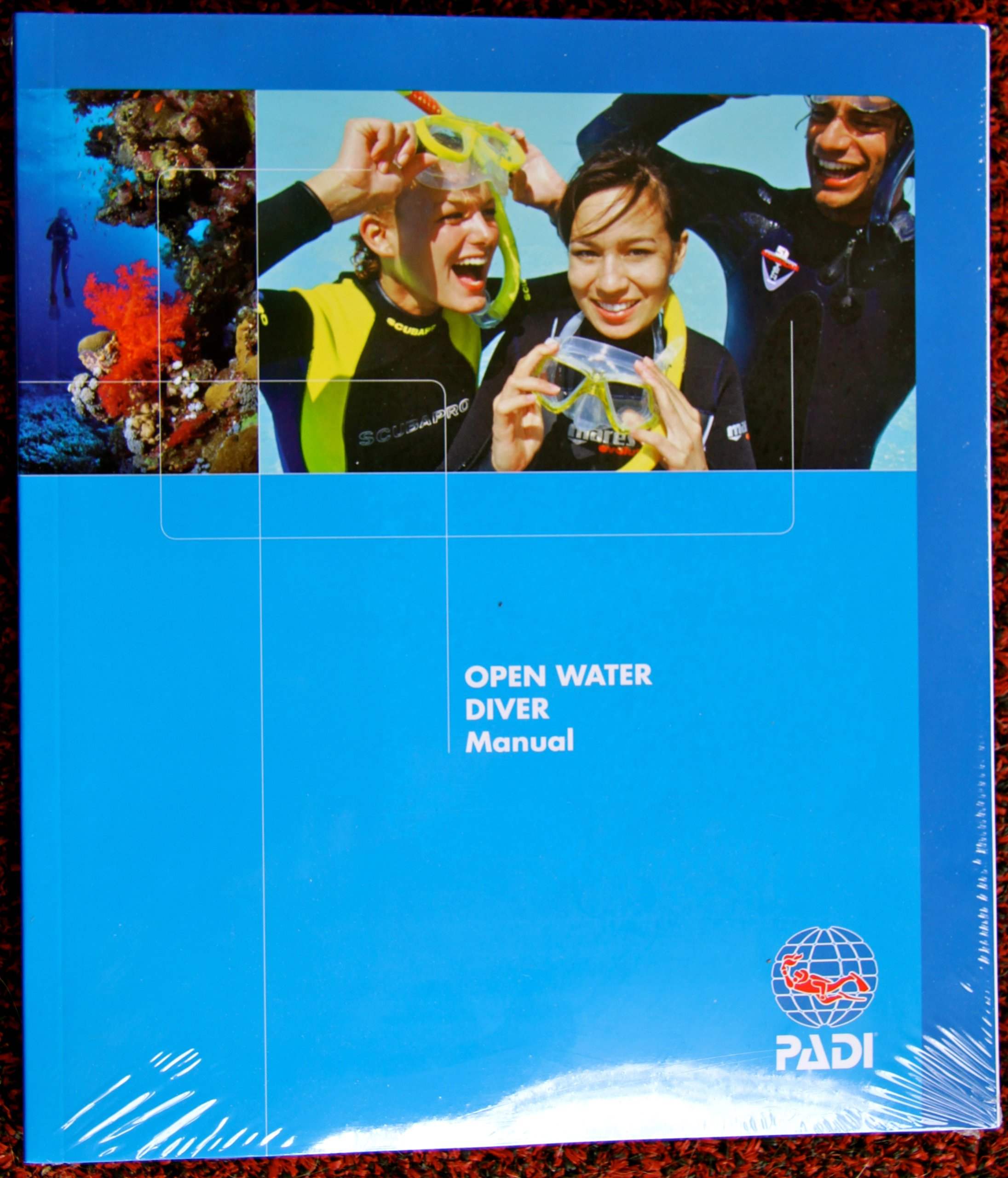 padi open water diver manual amazon co uk drew editor richardson rh amazon co uk padi diving manual pdf padi open water diver manual francais pdf