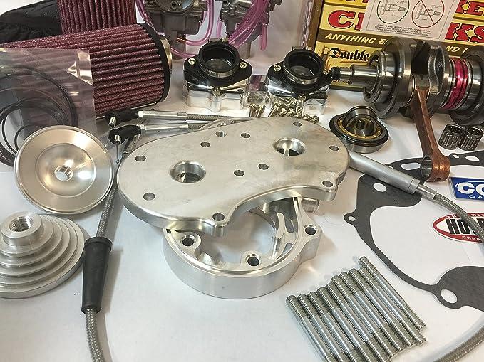Banshee 472cc 72 mil Super Cub Dream Motor Kit, Engine