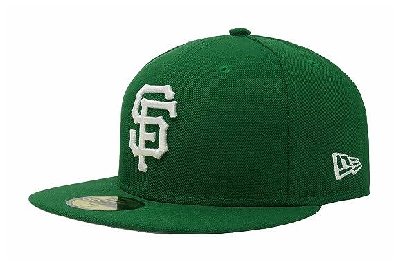 9315ef4d00df2 New Era 59Fifty Hat MLB San Francisco Giants Green Basic Fitted Cap (7 1