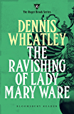 The Ravishing of Lady Mary Ware (Roger Brook Book 10)