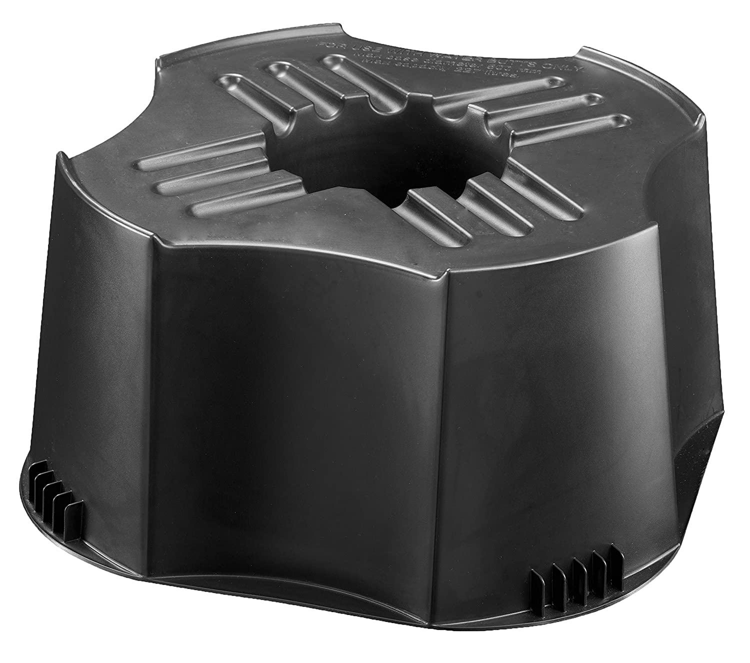 Harcostar Black Water Butt Stand Straight Manufacturing