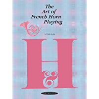 The Art of French Horn Playing (The Art of Series) book cover