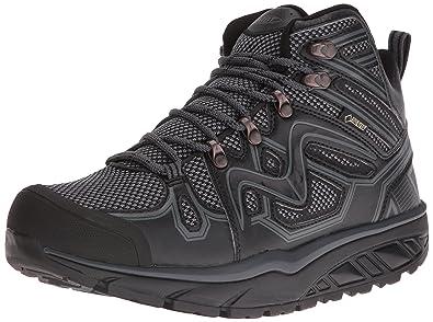 821458583871 MBT Men s ADISA GTX Walking Shoe Black Gray 39 EU 5-5.5 M