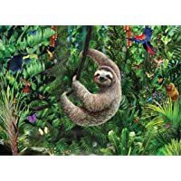 Sloth Jigsaw Puzzle: 1000 Pieces