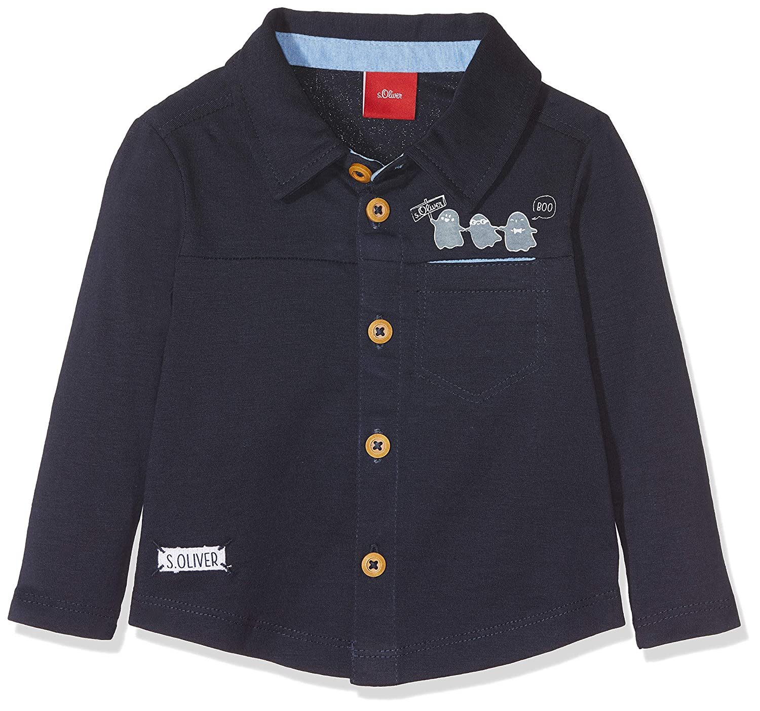 s.Oliver Baby Boys' Polo Shirt 65.808.35.5926