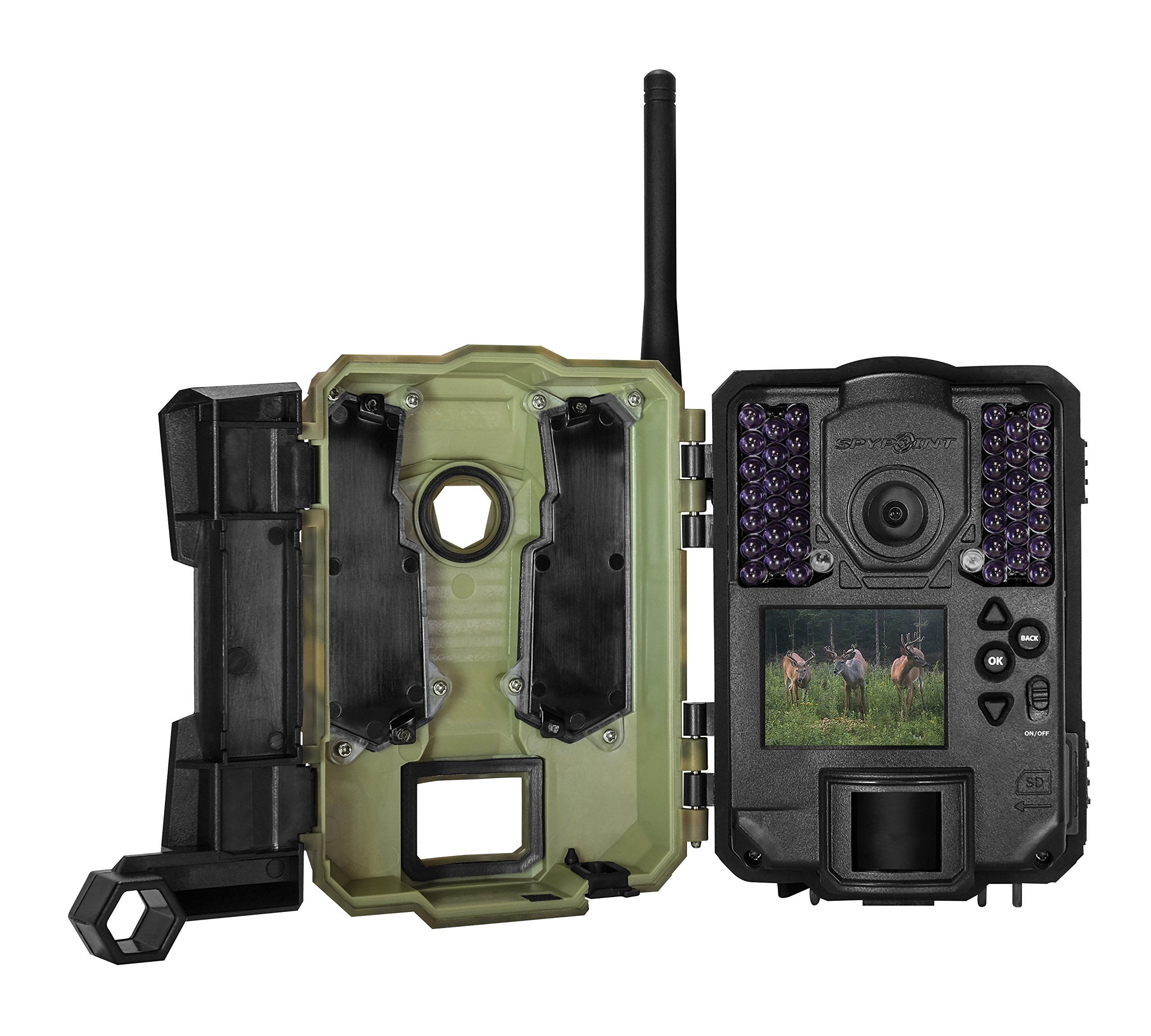 SPYPOINT Link-Dark Cellular Trail Camera, NO Verizon by SPYPOINT (Image #6)