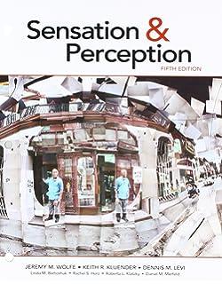 Sensation And Perception Wolfe 4th Edition Pdf