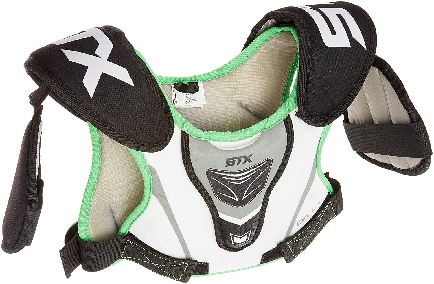 STX Lacrosse Cell 100 Youth Boy's Lacrosse Shoulder Pad