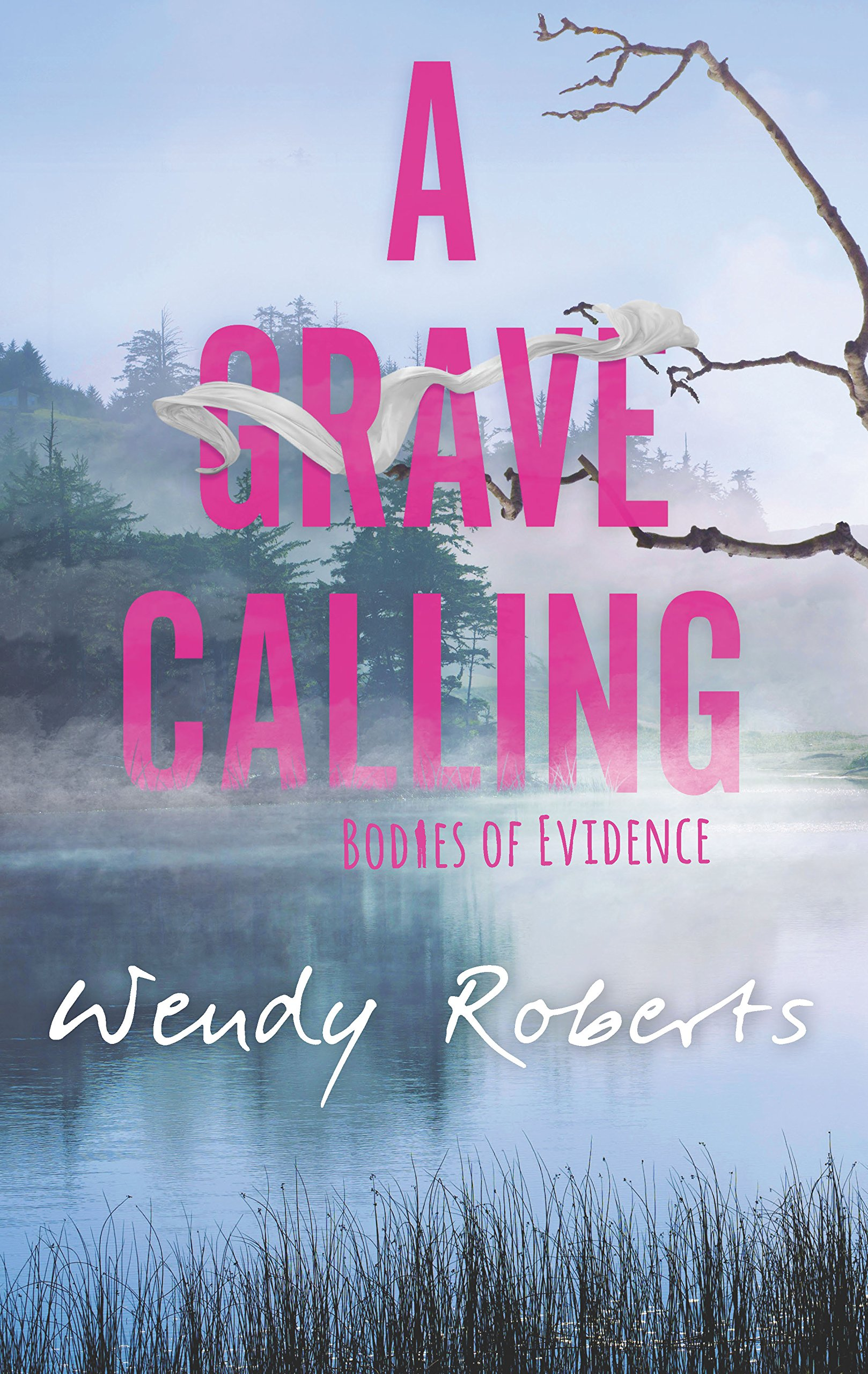 Read Online A Grave Calling (Bodies of Evidence) pdf