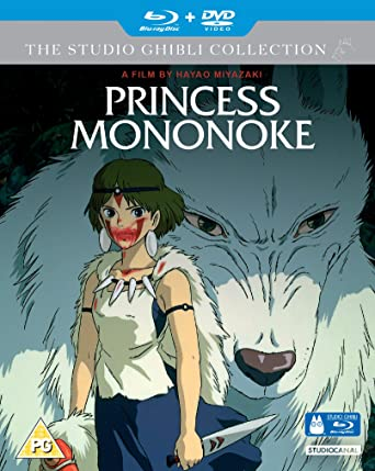 princess mononoke blu ray