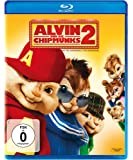 Alvin und die Chipmunks 2 - Hollywood Collection [Blu-ray]