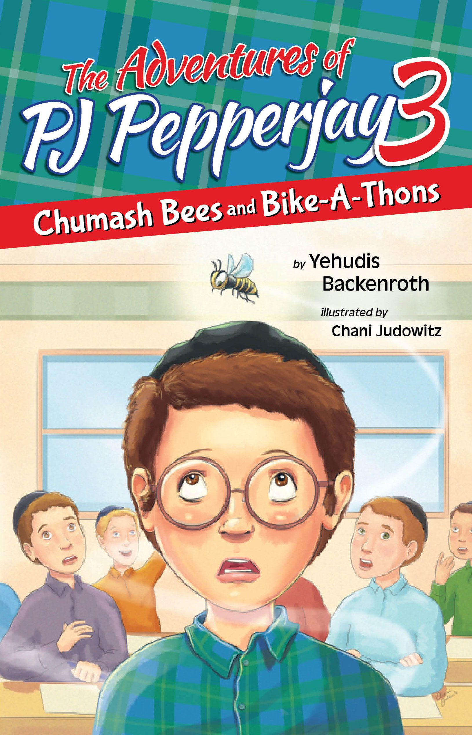 Download The Adventures of PJ Pepperjay #3:Chumash Bees and Bike-A-Thons PDF