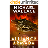 Alliance Armada (The Alliance Trilogy Book 2)