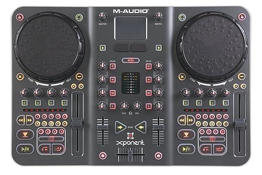 m audio dj controller