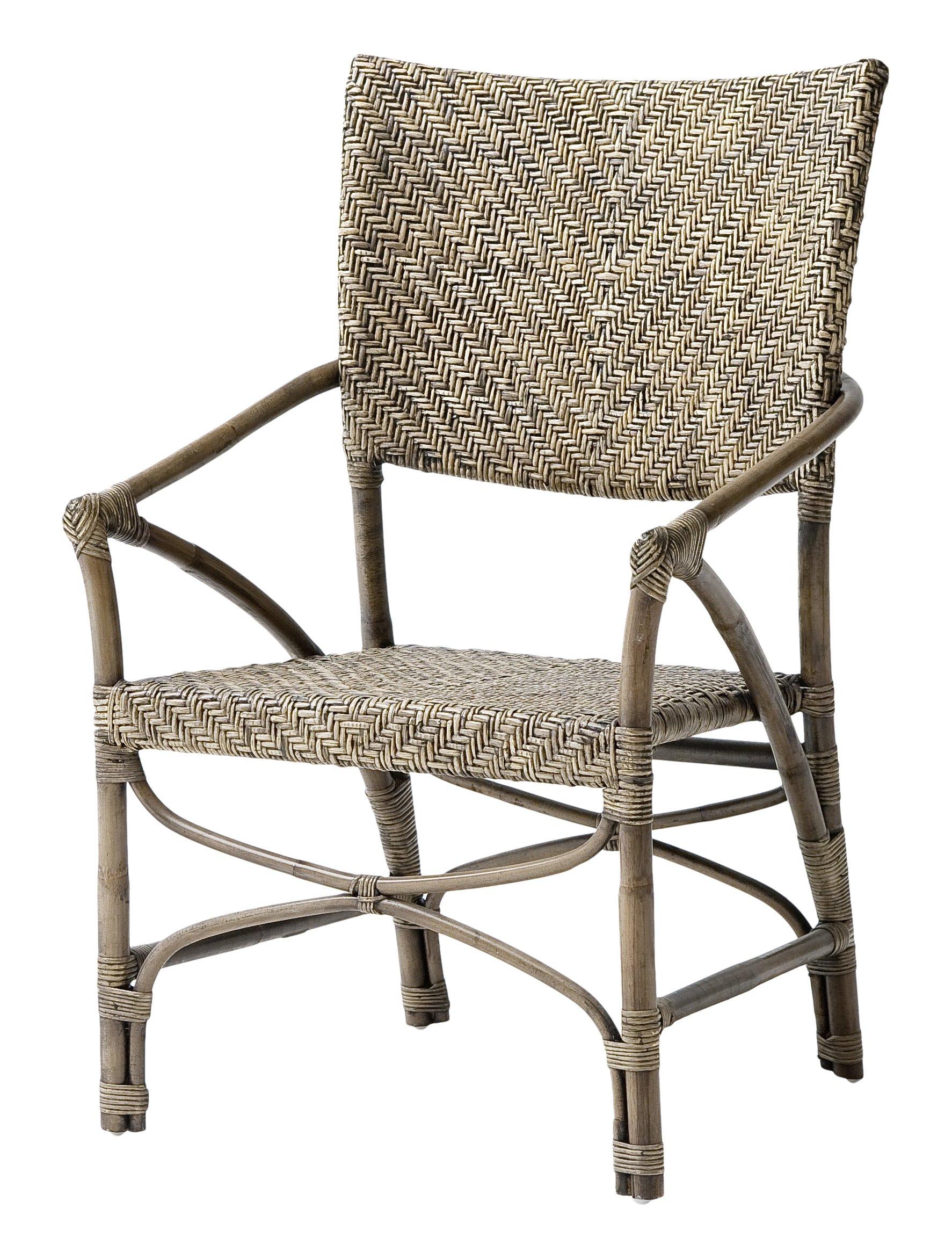 Nova Solo Jester Chair (Set of 2), Single, Natural Rustic