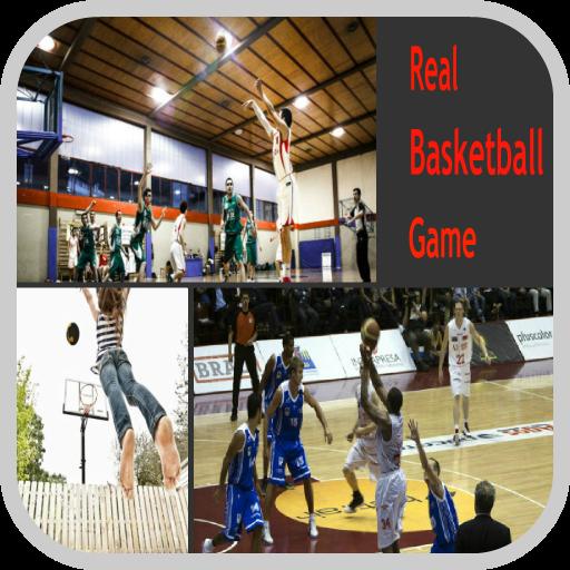 Real Basketball Game (Games Real Basketball)