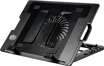 """Cooler Master Ergostand - Ventilador para ordenador portátil (de 9"""" ..."""