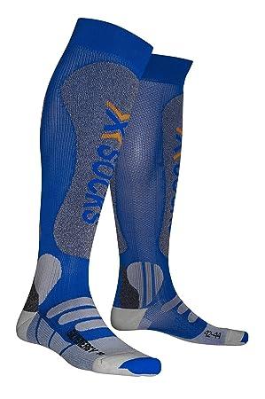 Sidas Ski Energizer - Calcetines (azul), color azul, talla 43/46: Amazon.es: Deportes y aire libre