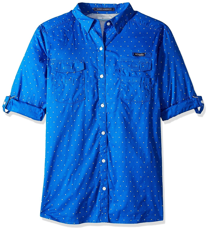 Columbia Sportswear Women's Super Bonehead II Long Sleeve Shirt Columbia (Sporting Goods) CY-0211-0086