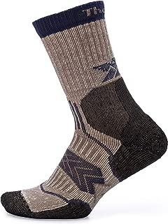 product image for thorlos unisex-adult Ofxu Max Cushion Outdoor Fanatic Crew Socks