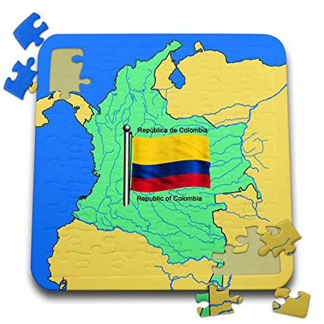Amazoncom Images Flags And Maps South America Map And - South america map in spanish