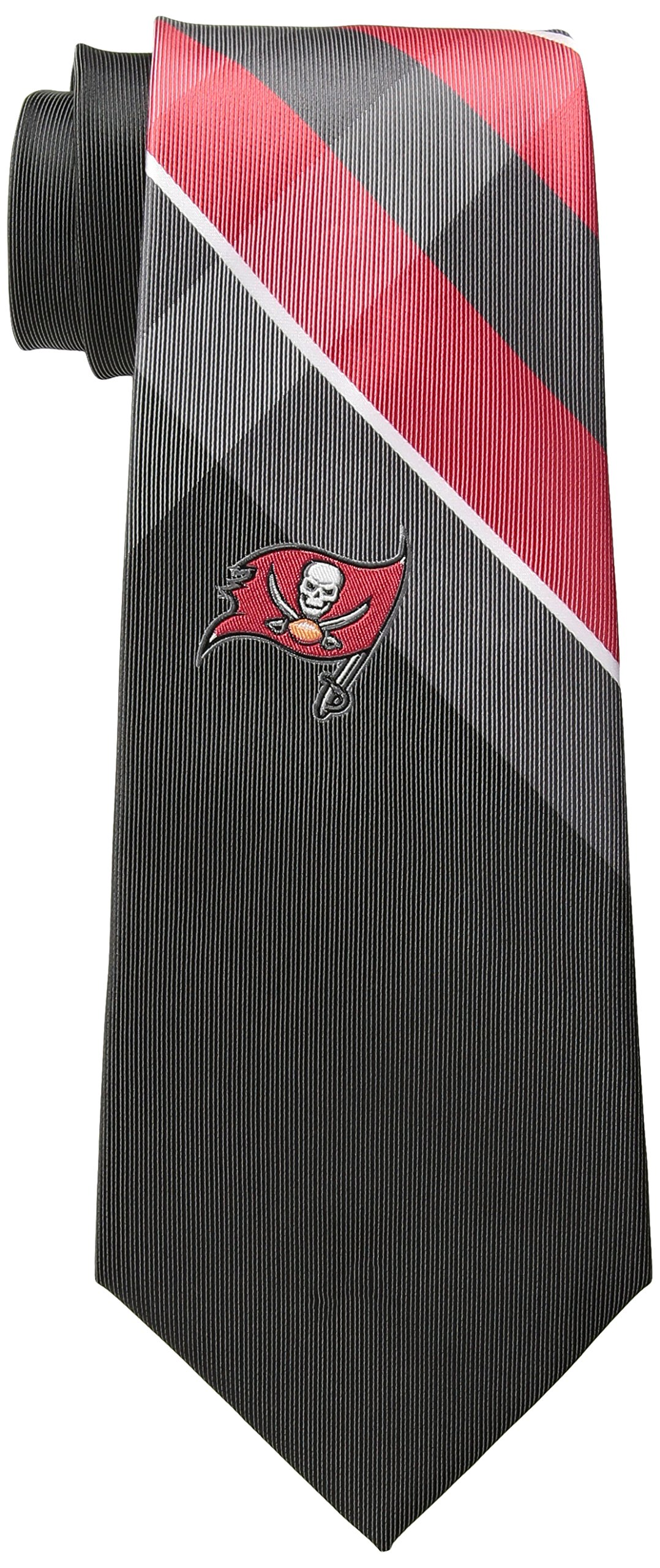 Eagles Wings Men's Woven Polyester Grid Necktie, One Size, Multicolor